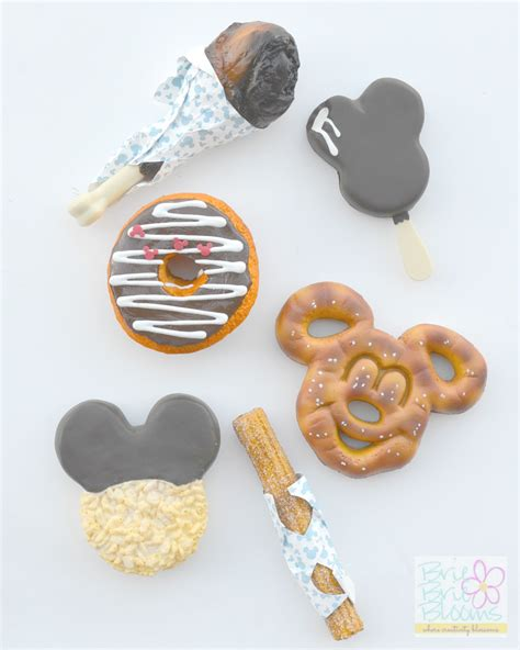 magnet cuisine disneyland food magnets diy disney decor brie brie blooms
