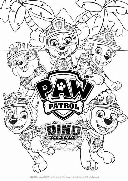 Paw Patrol Dino Rescue Nick Jr Australia