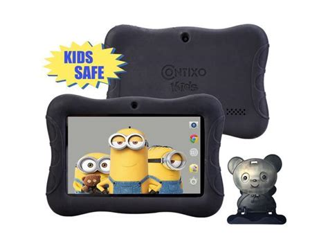 contixo kids safe  quad core android  tablet gb