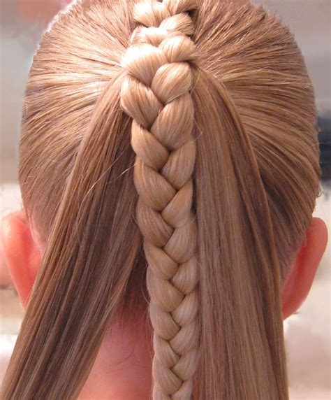 Ponytail Braid Hairstyles by Braided Ponytail Hairstyles For 2016 2019 Haircuts