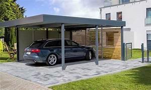 Car Port Alu : carport alu ou bois nos conseils d 39 experts pour bien ~ Melissatoandfro.com Idées de Décoration