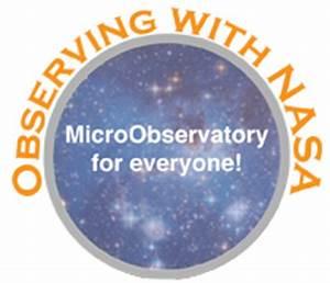 MicroObservatory Splash Page