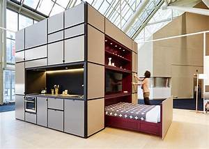 Cubitat: Sleek Plug-and-Play Unit Shelters a Kitchen ...