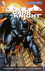 Batman The Dark Knight TPB (2013-2015 DC Comics The New 52 ...