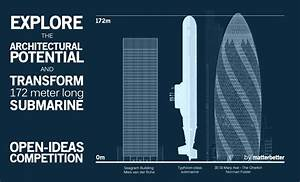Ship Size Comparison Chart Gallery Of Typhoon Class Submarine Open Ideas Competition 1