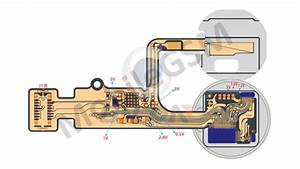 Iphone 7 Schematic And Arrangement Of Parts