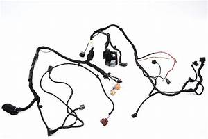 Engine Bay Ecu Wiring Harness 2001 Audi Tt