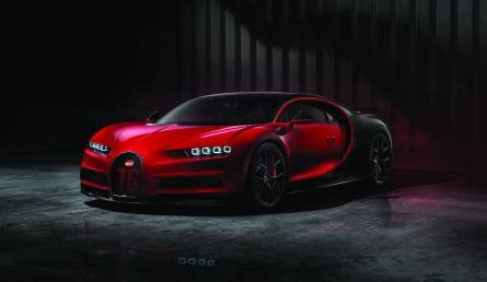 Technically, the bumpers can be removed from the back of the bugatti chiron. BUGATTI CHIRON SPORT MAKES NORTH AMERICAN DEBUT