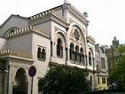 Czech Republic-Spanish Synagogue - Moorish Revival ...