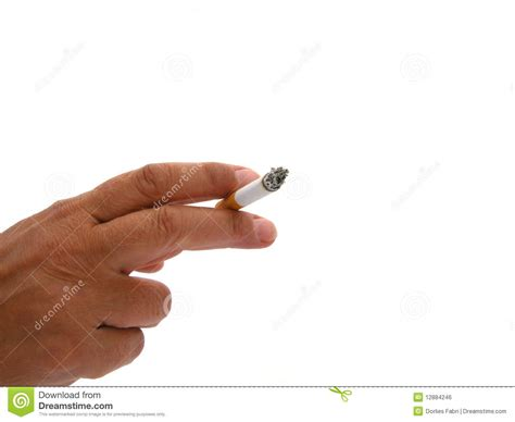 hand  cigarette royalty  stock image image