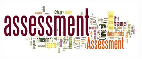 assessment student life