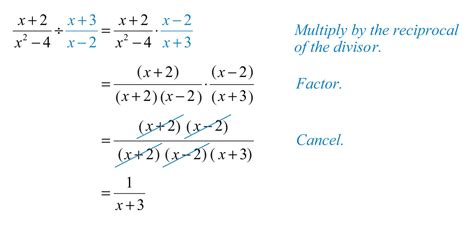 multiplying  dividing rational expressions