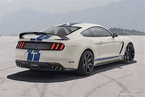 Ford Debuts 2020 Shelby GT350 Mustang Heritage Edition | DrivingLine