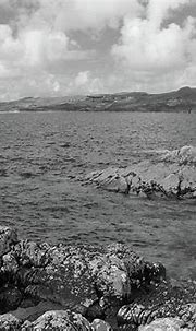 Portnablagh Bw Donegal Ireland Photograph by Eddie Barron