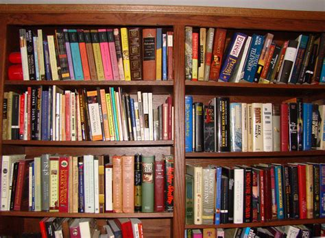 High Bookshelves by Bookshelves Wallpapers High Quality Free
