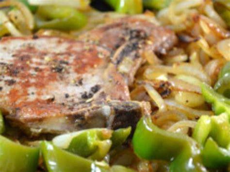 recettes de côte de porc de cuisine maison