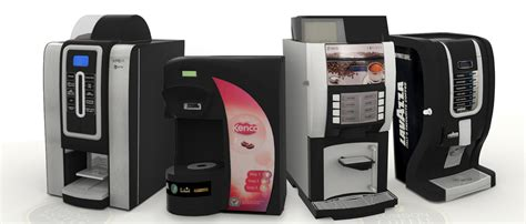Cleaning your rental or leased coffee machine