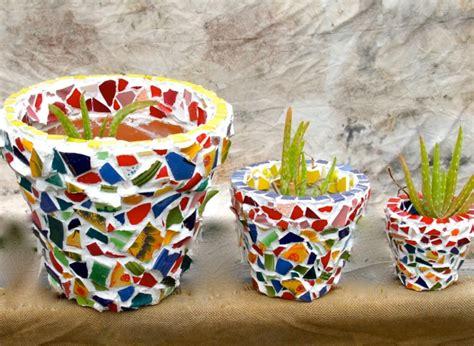 mosaiksteine in der gartengestaltung bastelideen und mehr - Mosaik Selber Machen