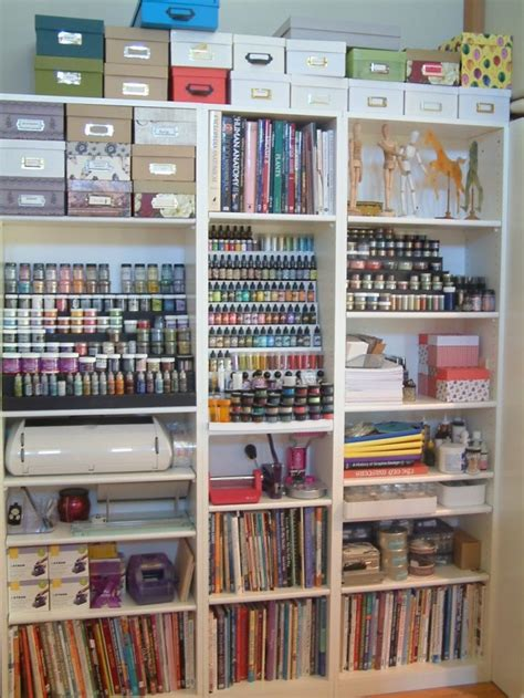 craft room storage ideas organization craft room pinterest