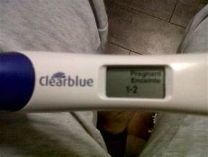 Clear Blue Positive Pregnancy Test 1 2 Weeks | www ...