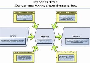 Create A Turtle Diagram For One Of Your Key Process
