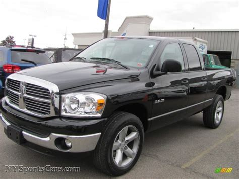 2008 Dodge Ram 1500 Big Horn Edition Quad Cab 4x4 In