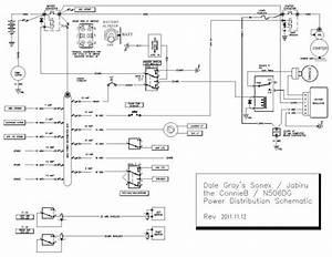 Lucas A127 Alternator Wiring