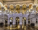 The Biggest Library of the World Library of Congress – USA ...