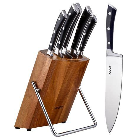 set couteaux de cuisine set de couteau de cuisine hoze home