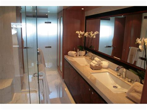Galley Bathroom Designs by Master Bathroom Image Gallery Luxury Yacht Browser By
