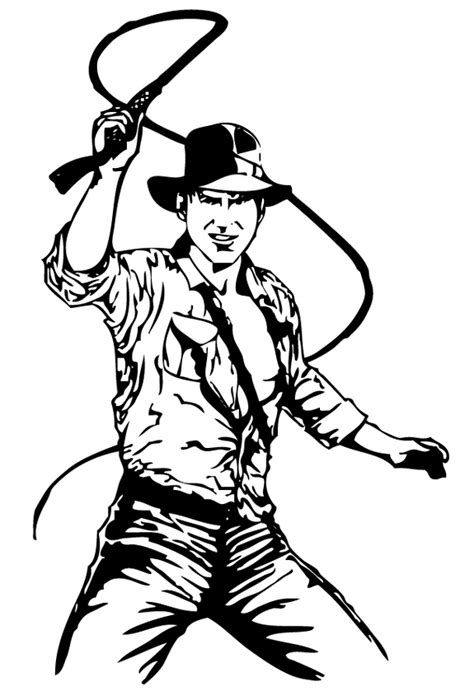 Indiana Jones Clipart by Indiana Jones Clip Clipart Panda Free Clipart Images