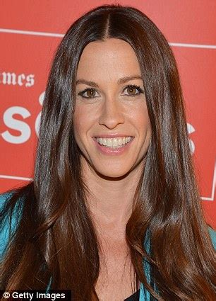 Alanis Morissette heads to TimesTalks event with husband ...
