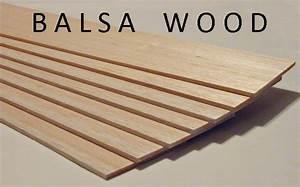 Easy Built Models Easy Built Color Coded Balsa