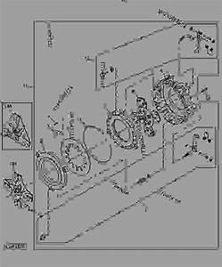Clutch  Late Design  Original Equipment  - Tractor John Deere 5410 - Tractor