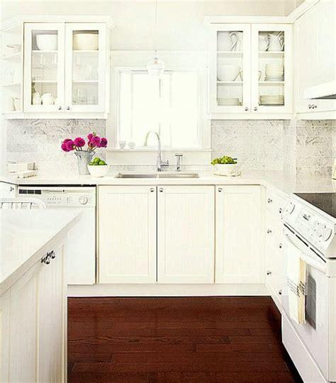 all white kitchen cabinets muebles blancos para la decoraci 243 n de cocinas decoracion in 4016