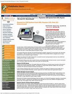 Download Free Pdf For Raymarine C80 Gps Manual