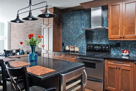 blue granite kitchen designs gorgeous black galaxy granite convention montreal 4812