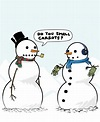 Snowman Puns