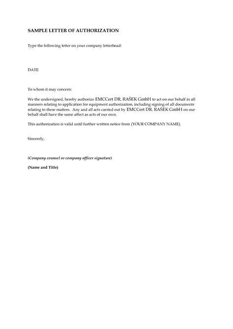 medical authorization letter  authorization form