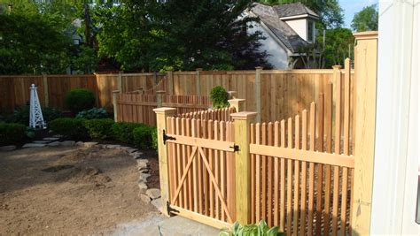 potomac fences dog fence flatboard