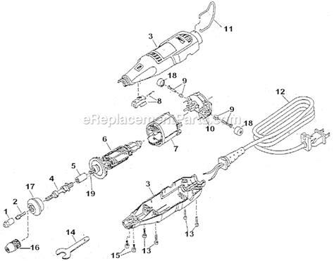 dremel 395 parts list and diagram type 3 ereplacementparts mrfixit dremel 395