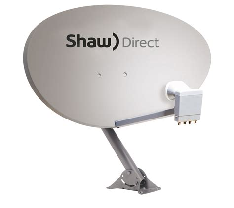 Shaw Direct Accessories Satellite System Lethbridge