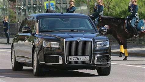 New Limousine Car by The Senate Limousine New Presidential Car
