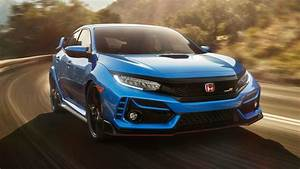 Honda Civic Type R Updated For 2020 Model Year