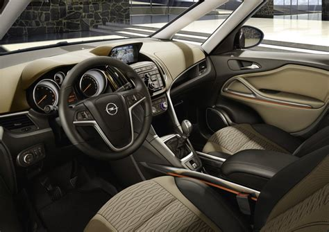 Opel Zafira Interior by Opel Zafira Tourer Review Test Drives Atthelights