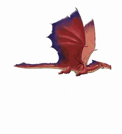 Dragon Dragons Flying Animated Animations Fantasy Animation