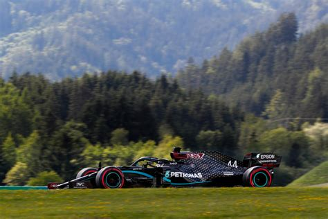 F1 Styrian Grand Prix qualifying: Start time, TV channel ...