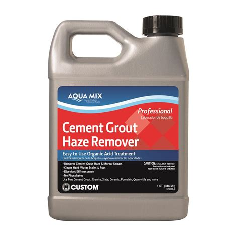 d removal products custom building products aqua mix 1 qt cement grout haze remover 050162 4 the home depot