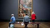 Most famous painting of the National Gallery   Top 10 ...