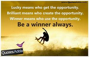 Be a Winner Always best Inspiring Success of Life Quotes ...